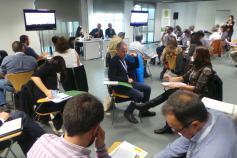 sesion con CCAA