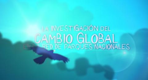 La investigación del cambio global e la red de parques nacionales. Fundación Biodiversidad