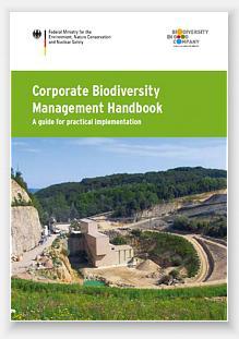 Corporate Biodiversity Management Handbook