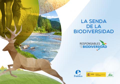 Guía La senda de la Biodiversidad. Forética y Fundación Biodiversidad