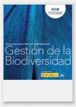 Catálogo de buenas prácticas en gestión de la biodiversidad