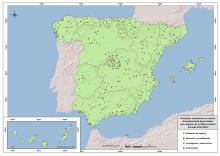 Mapa de proyectos